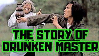 STORY OF DRUNKEN MASTER